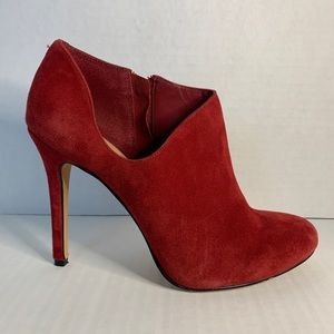 Sole Society booties size 7.5 B
